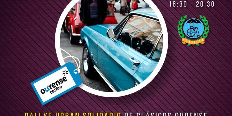 V Rally urbano 2017
