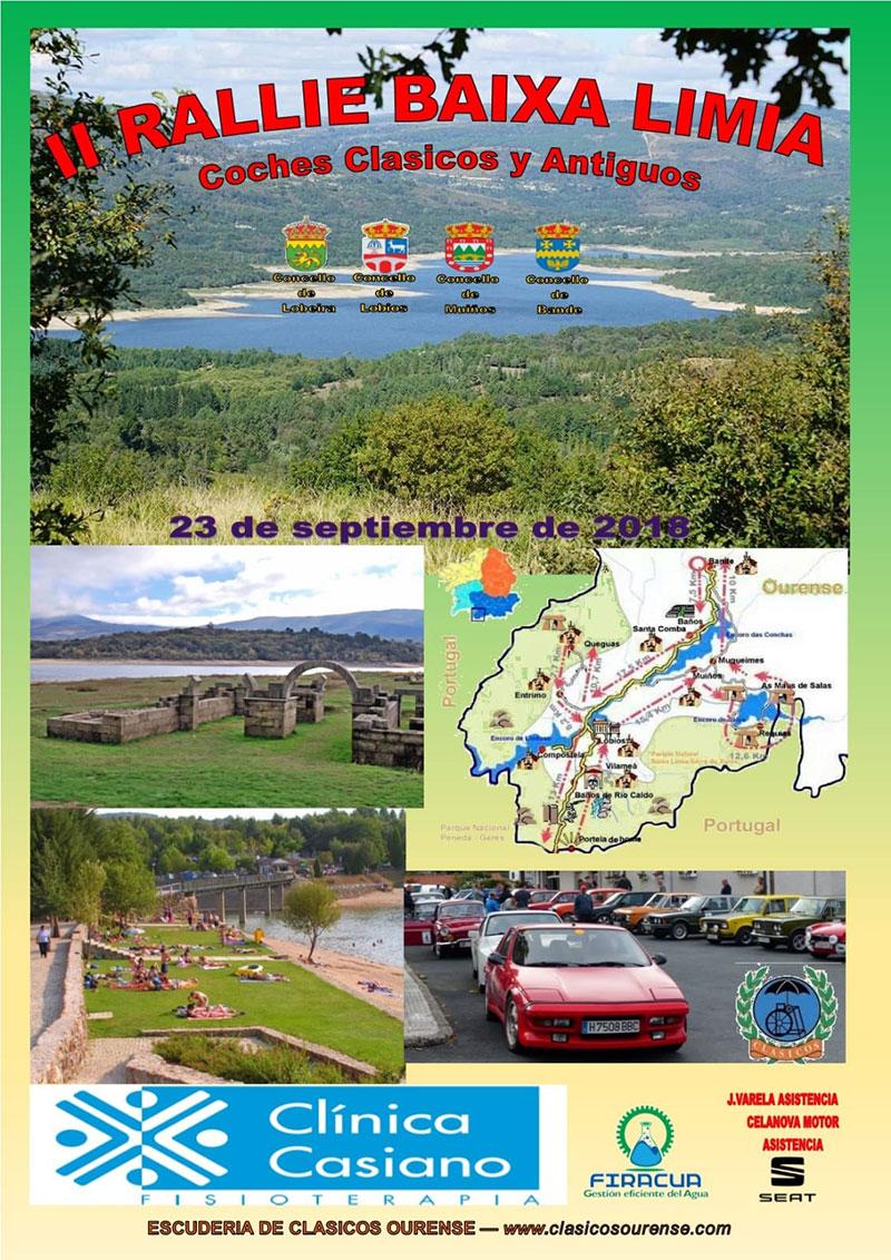 Rallye Limia 2018