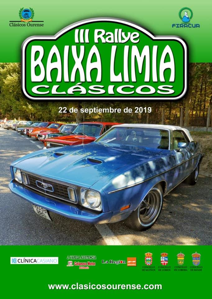 III Rallye Baixa Límia Clásicos @ Bande | Galicia | España